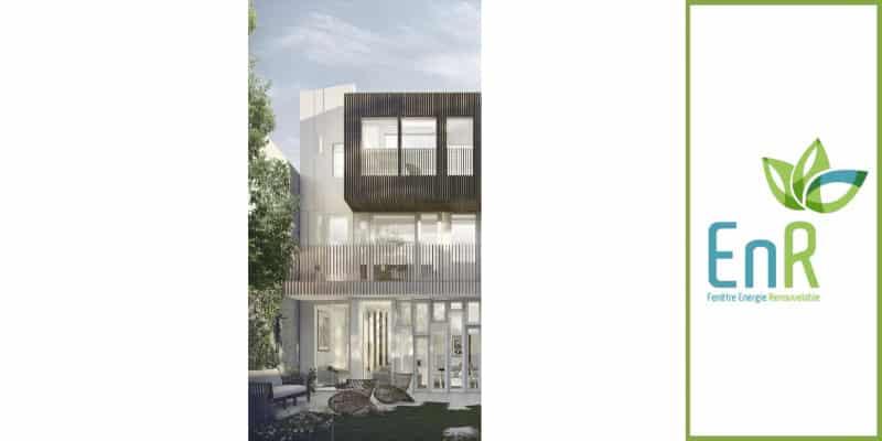 Maison individuelle – Rue de Fondary – Paris XV