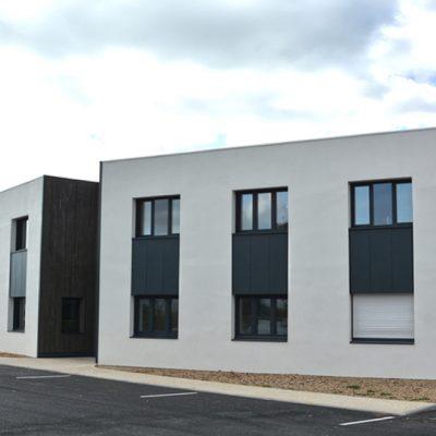 SAG (Groupe Ridoret) – bureaux