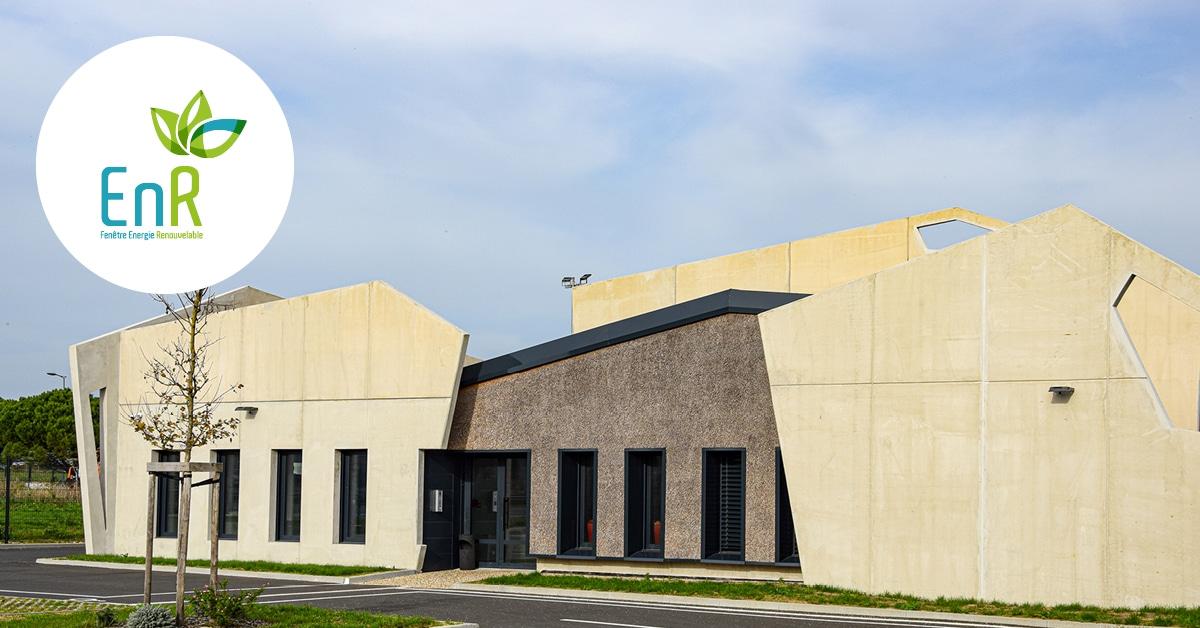 Centre d'exploitation pour l'entretien de la départementale n°137 (Angoulins)